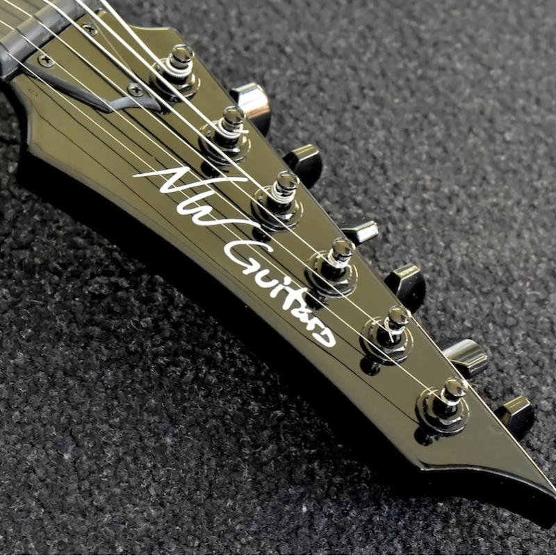 nw guitars toulouse guitare electrique made in france artisanal pins justaret